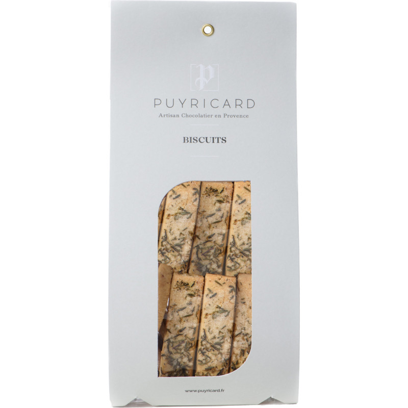 SACHET OF BISCUITS THYME 200 G