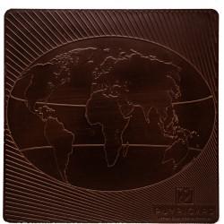 Tablette de Chocolat noir 71% Pure Origine Île de la Réunion 100g