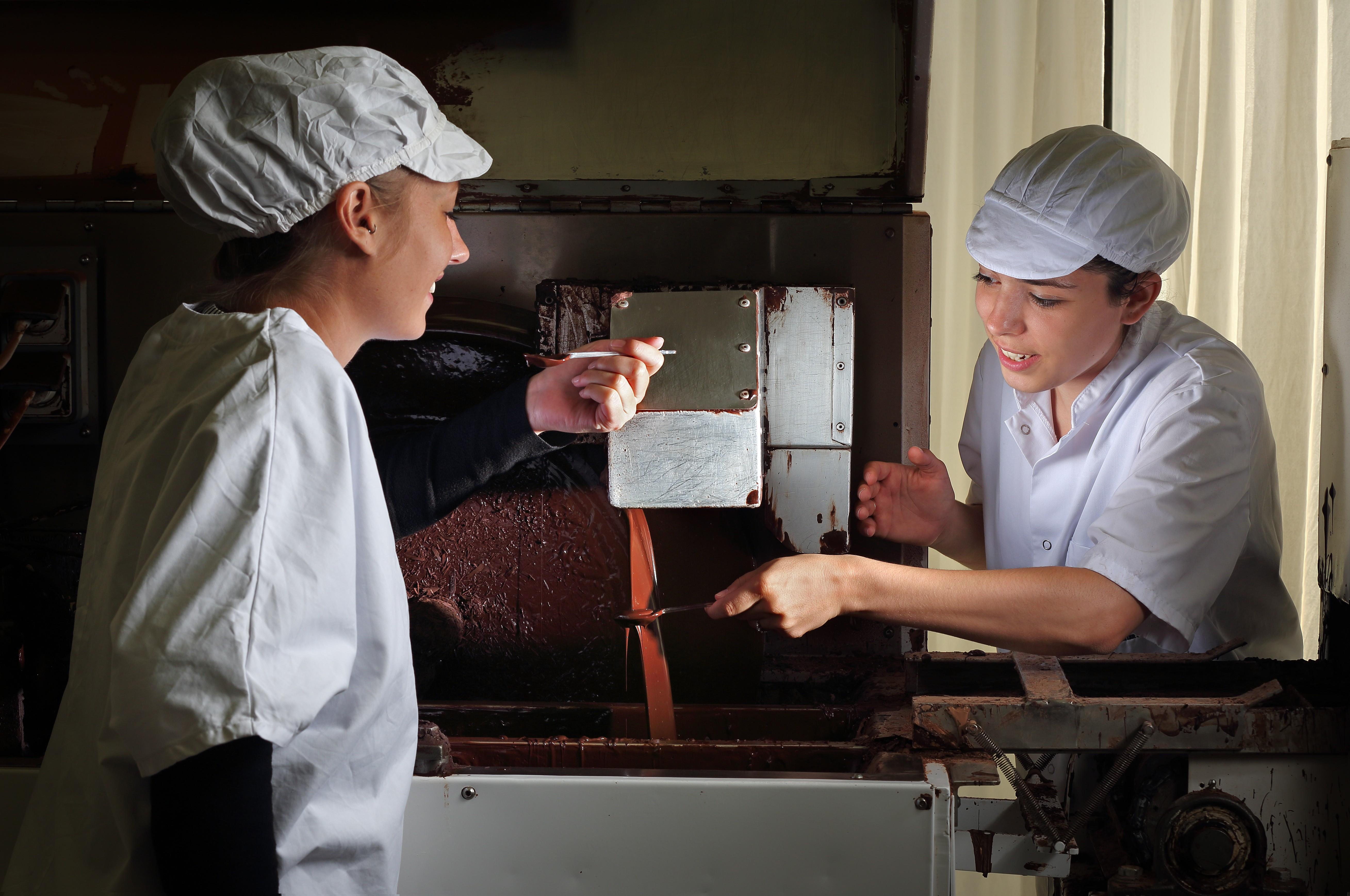 Lapin garni en chocolat 25g