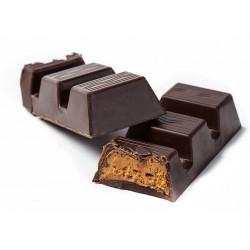 Lot 5 barres chocolatées Lou Poutounet