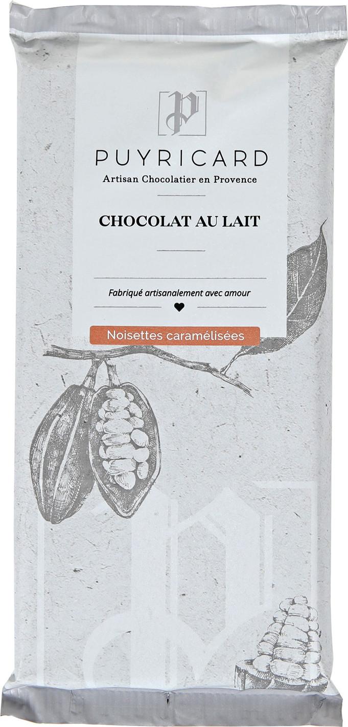 Poule en chocolat de Pâque garnie 11cm