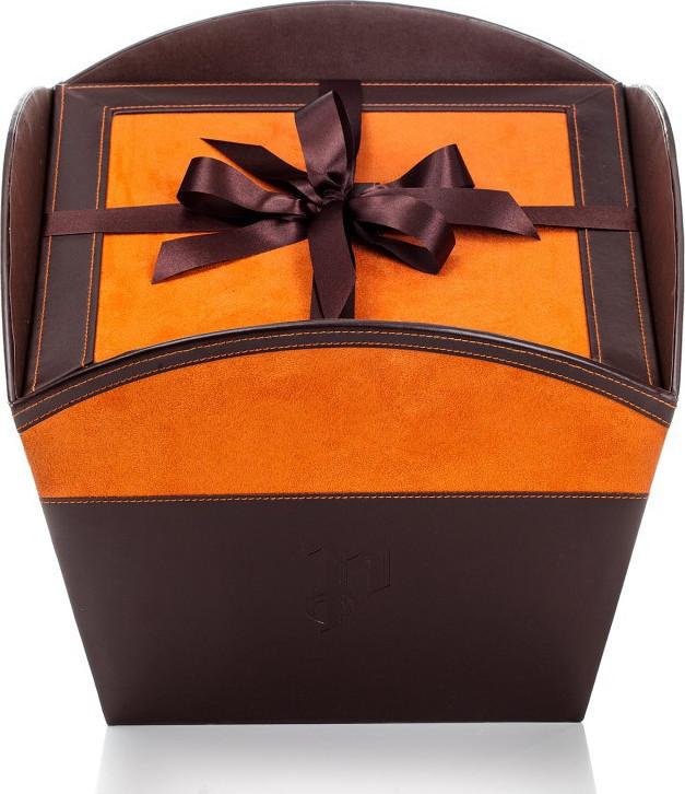 Chat assis en chocolat de Pâques garni 50g