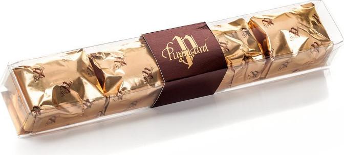 Champignon en chocolat de Pâques garni 60g