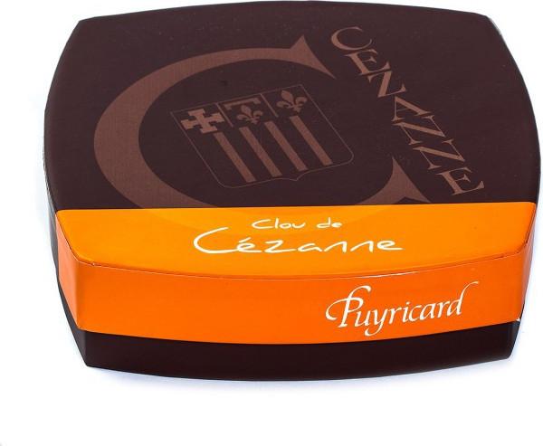 Agnel garni en chocolat