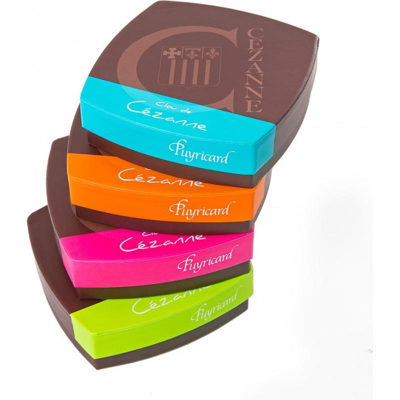 Boîte chocolats Clous de Cézanne 220g