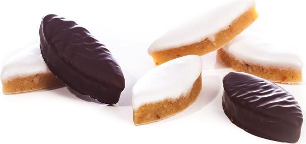 Grenouille garnie en chocolat