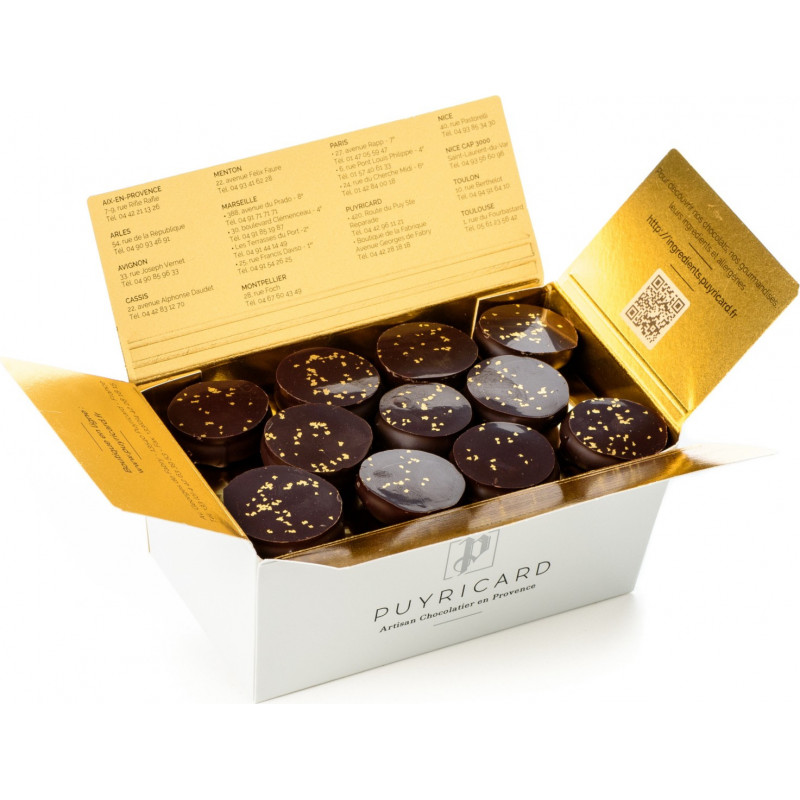 BALLOTIN BOX OF PALETS D'OR 230g