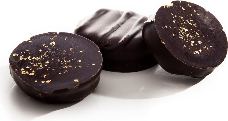 Ourson en chocolat de Pâques garni 15cm