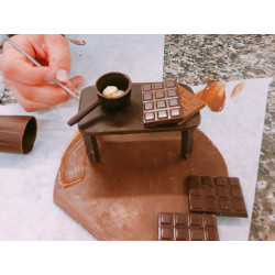 """""""HOW-TO CHOCOLATE"""" WORKSHOP"""