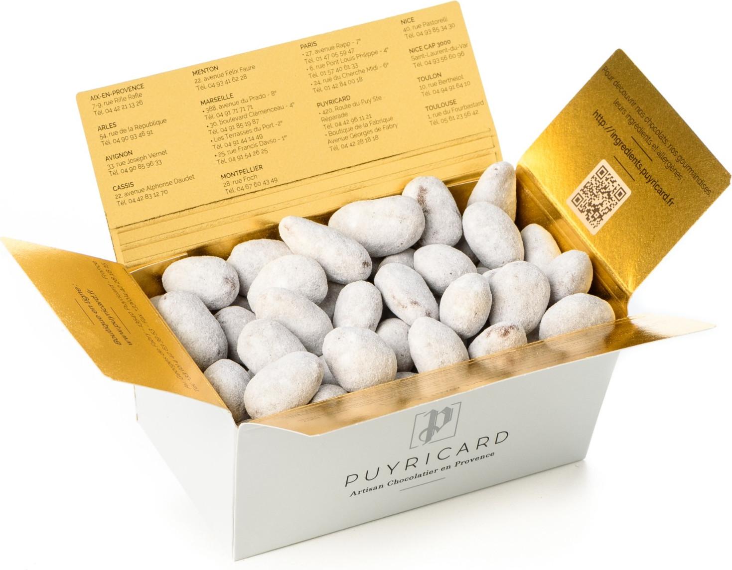 BALLOTIN BOX AMANDAS AVELINAS TRUFFLE 750 KG